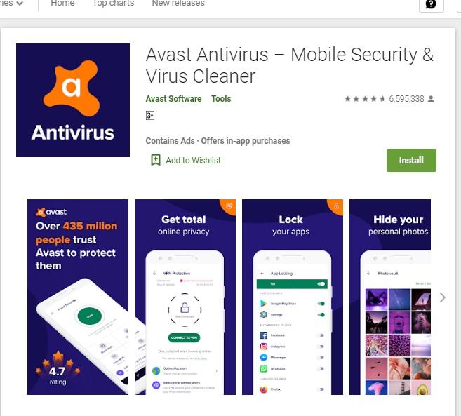 मोबाइल से वायरस कैसे हटाते है